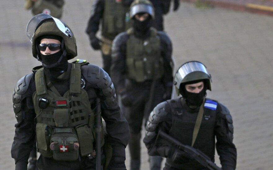 Baltarusijos opozicionierė: turime daug baisių žinių iš kalėjimų apie kankinimus
