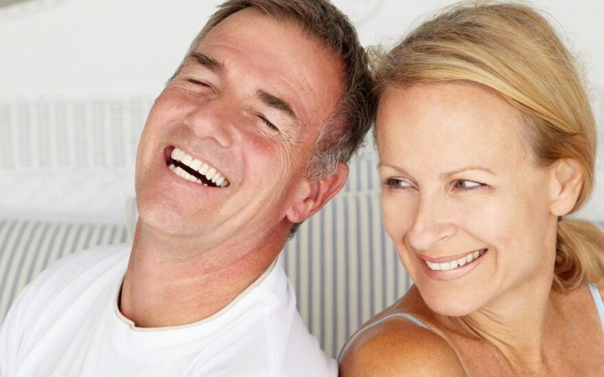 Seksas vyresniems: kodėl tuo užsiimti verta kuo dažniau?