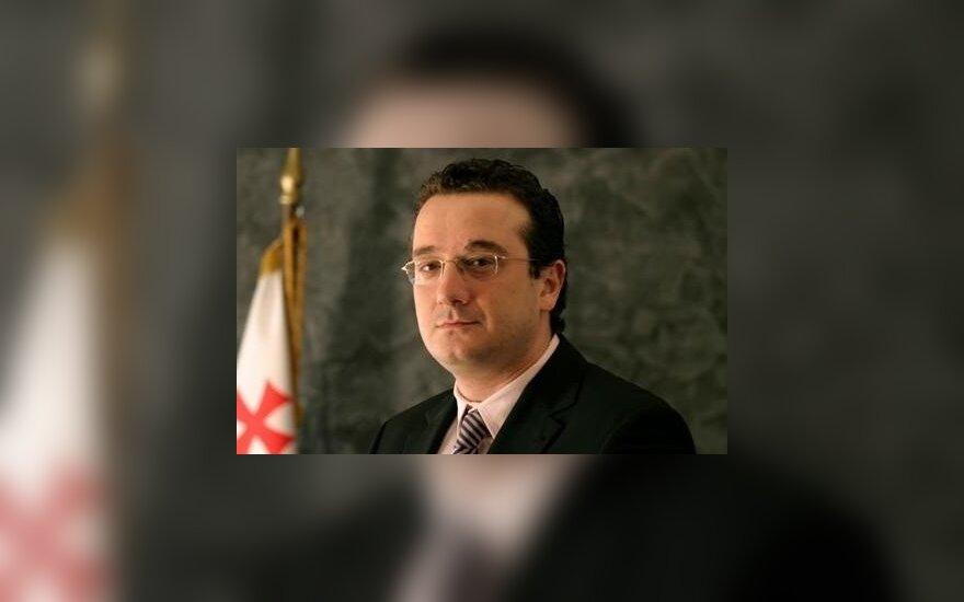 David Bakradze
