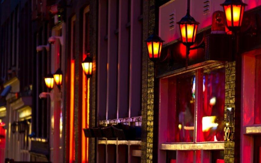 Amsterdamo Raudonųjų žibintų kvartalas