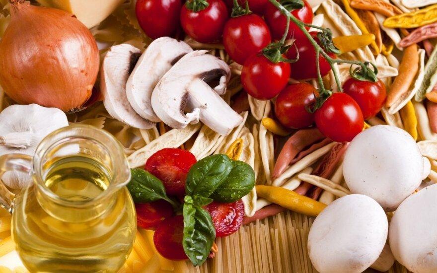 5 poros produktų, kurie bus naudingesni, jei valgysite juos kartu
