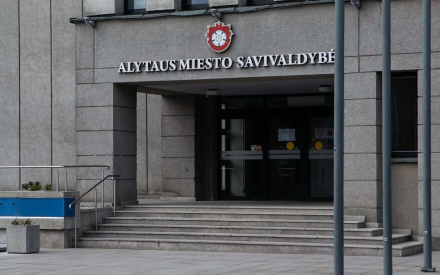 Prokuratūra: Alytaus savivaldybės lėšų pavedimą ne ten galėjo vykdyti asmenys iš užsienio