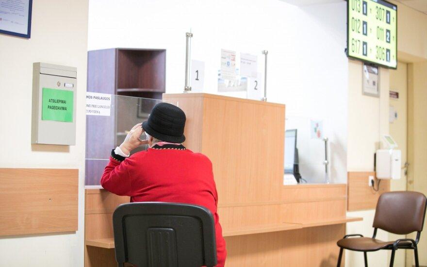 Koks darbo stažas garantuoja privalomąjį sveikatos draudimą?
