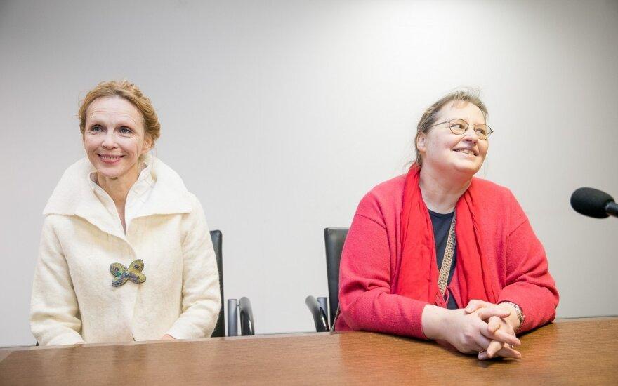 Jurgita Inga Švedienė and Dalia Jakaitė