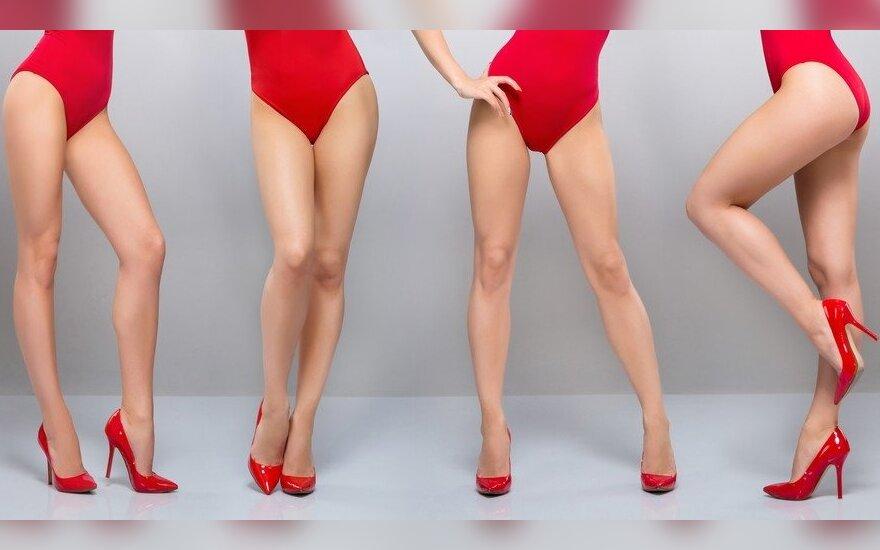 Paprasta, bet veiksminga mankšta kojoms: du geriausi pratimai