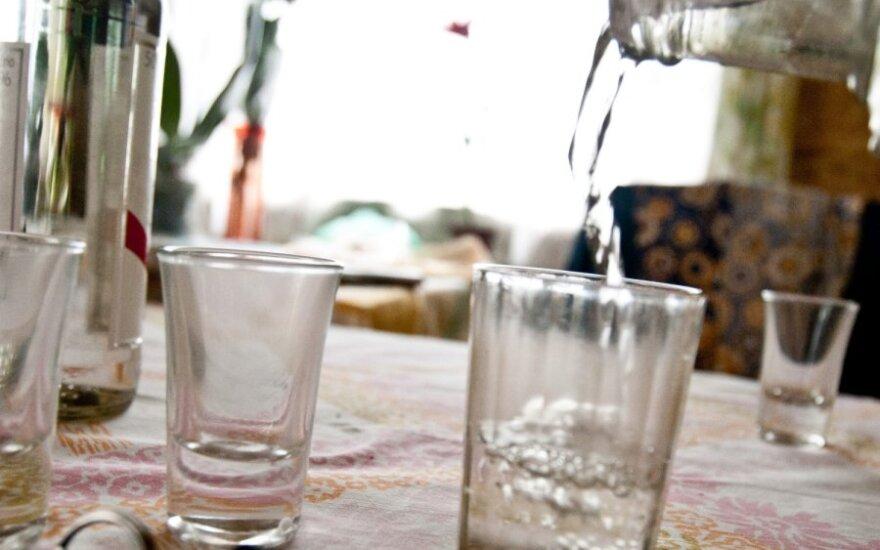 Mokslininkai įrodė, kad egzistuoja ir pasyvus alkoholizmas
