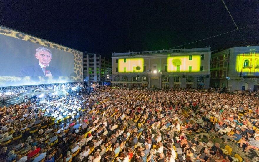 Apdovanojimų ceremonija Piazza Grande Foto/ Massimo Pedrazzini