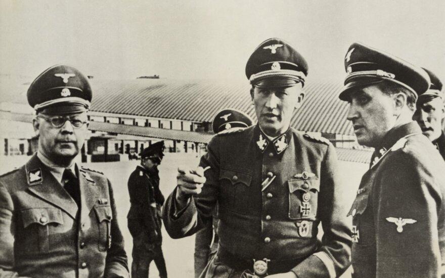 Heindrichas Himmleris, Heydrichas Reinhardas
