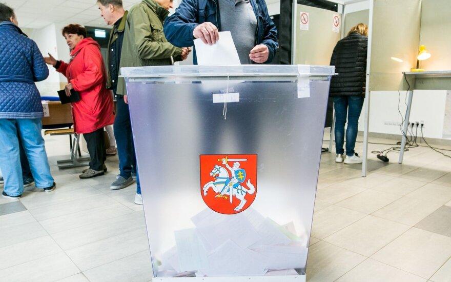 Oficialu: užsienyje balsuojantys lietuviai turės atskirą apygardą