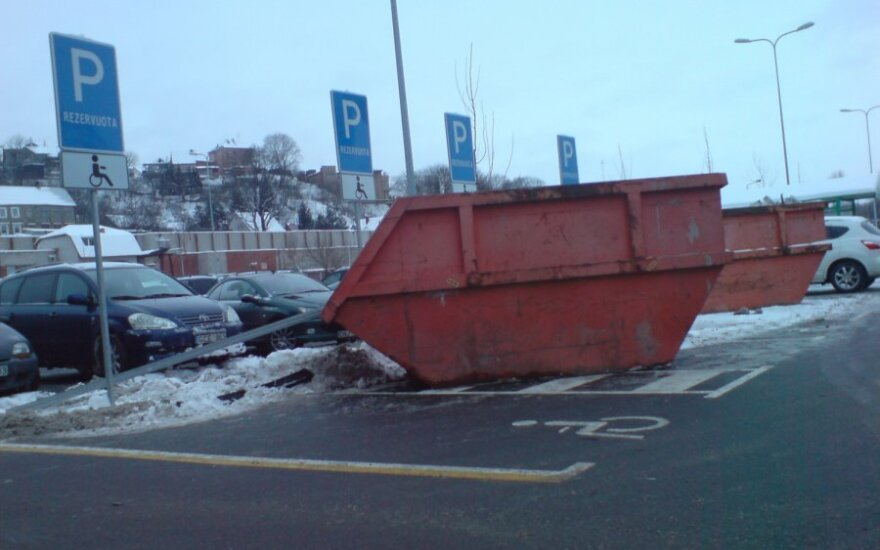 Kaune, Jonavos g. 2013-01-17