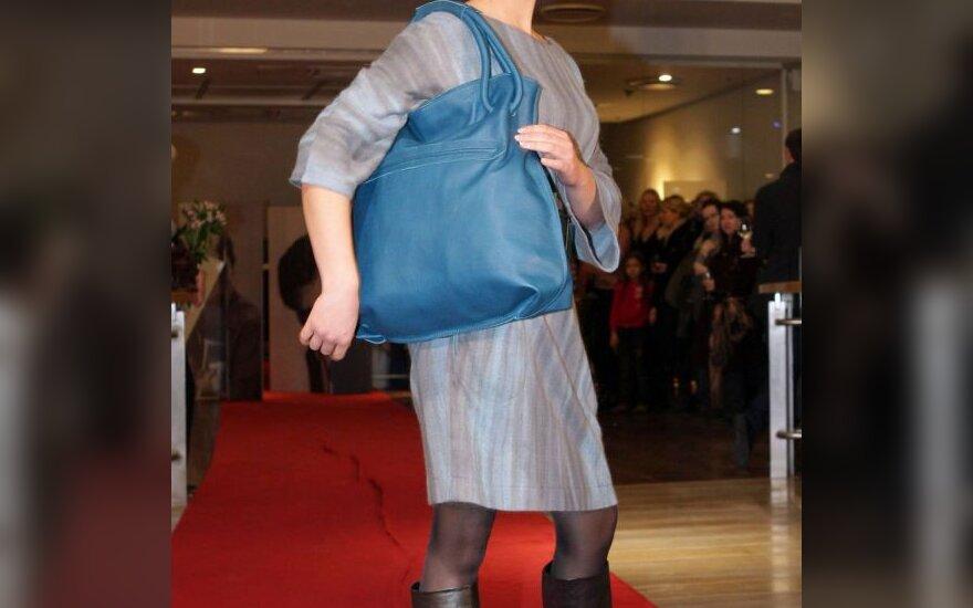 Aušros Žvirblienės-Haglund odinių rankinių ir aksesuarų kolekcijos pristatymas