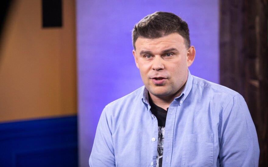 Saviizoliuotis priverstas gydytojas Morozovas: nustatytus koronaviruso atvejus reikėtų dauginti iš dešimties