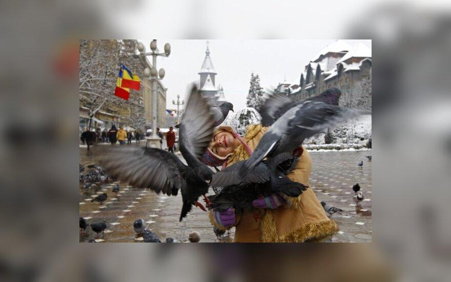 Aikštė Rumunijos Timišoaros mieste, kur 1989 m. gruodį vyko antikomunistinis mitingas.
