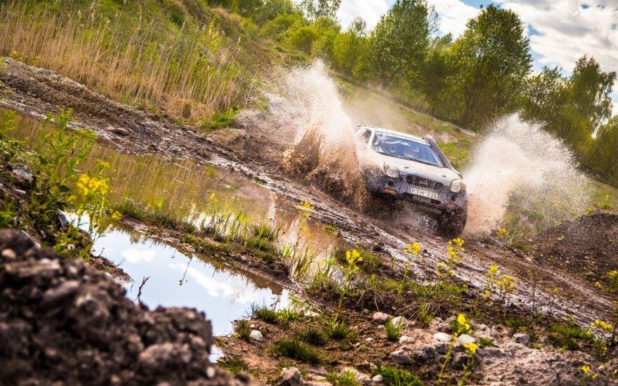 """""""Rally Raid"""" visureigių lenktynės"""