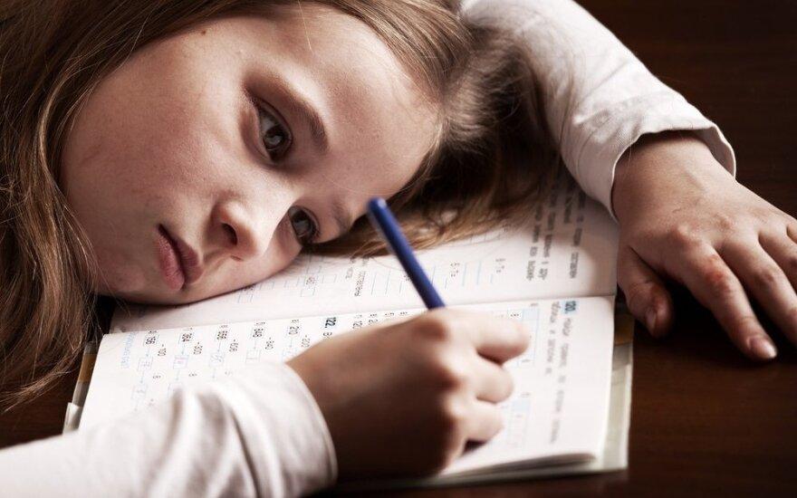 Ligota, nevikri, apkūni - tokią save vaikystėje prisimena garsi rašytoja