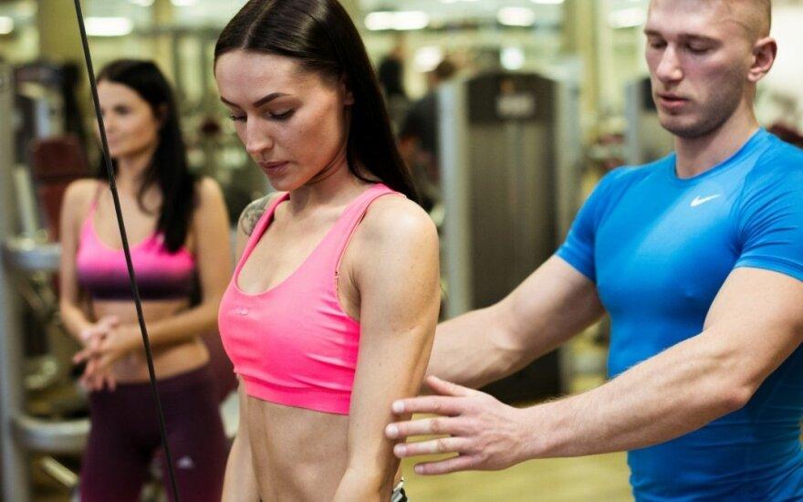 Numesti svorio tik su svoriais - Kaip numesti svorio?