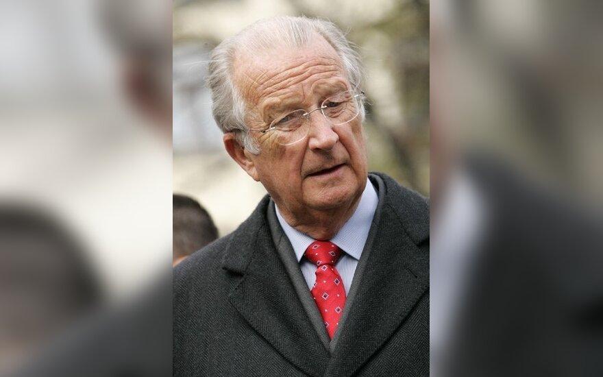 Belgijos karalius priėmė vyriausybės atsistatydinimą