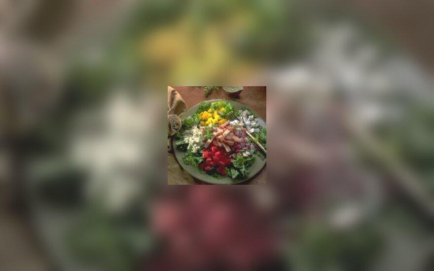 Kalakutienos salotos