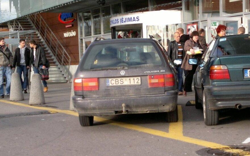 Klaipėdoje, Taikos pr. 2012-11-07