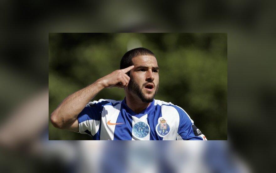 "Lisandro Lopezas (""Porto"")"