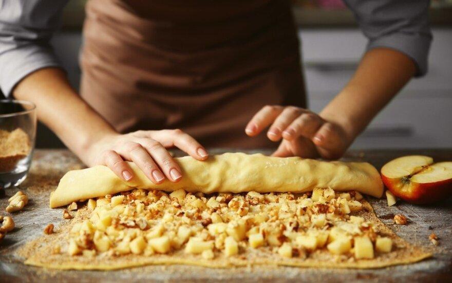 Virtuvės šefo iš Prancūzijos kalėdinių desertų receptai: apsilaižysite pirštus