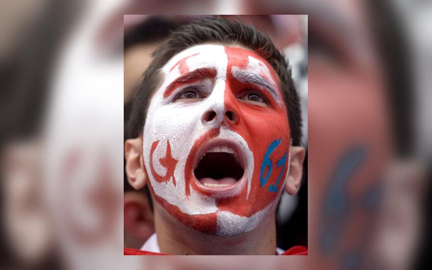 Turkijos futbolo gerbėjas