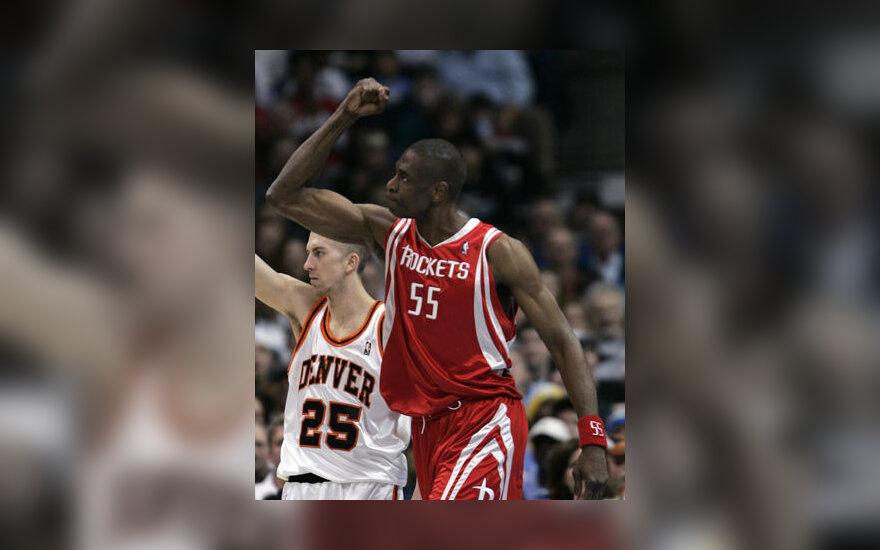 """Dikembe Mutombo (""""Rockets"""")"""