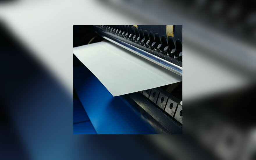 Popierius, spausdintuvas