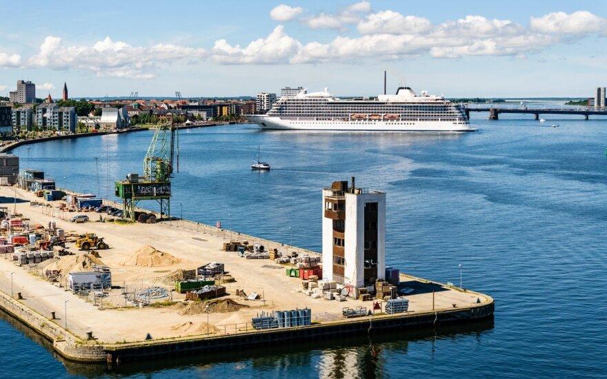 Aalborgas, Danija