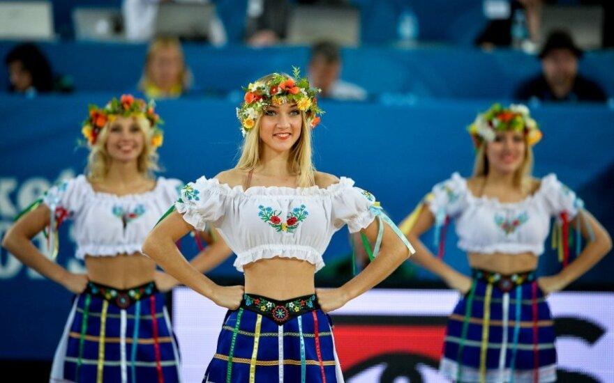 """""""FIBA Europe"""" nusprendė, kad žaisti Ukrainoje – nesaugu"""