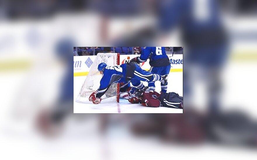 """NHL """"Visų žvaigždžių"""" mačas"""