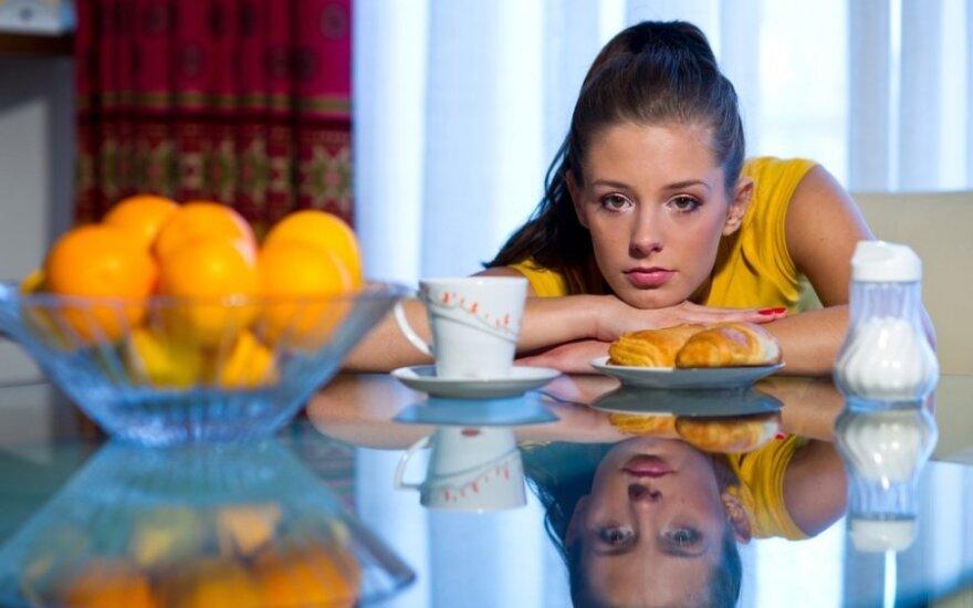 Lieknėjame: apelsinų dieta