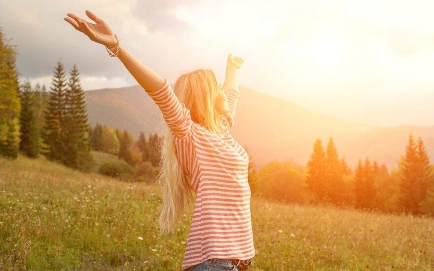 10 patarimų, kurie padės gyventi su malonumu