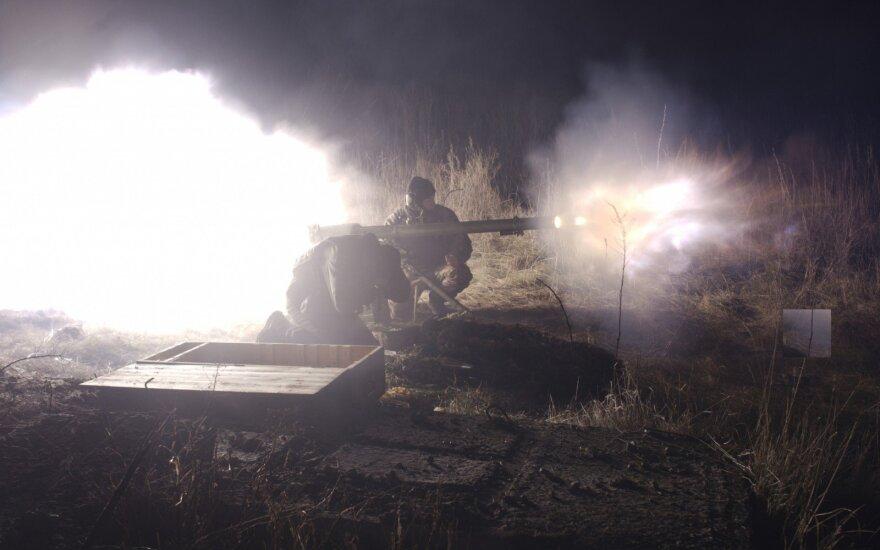 ESBO: paliaubos Rytų Ukrainoje pažeidinėjamos vis dažniau