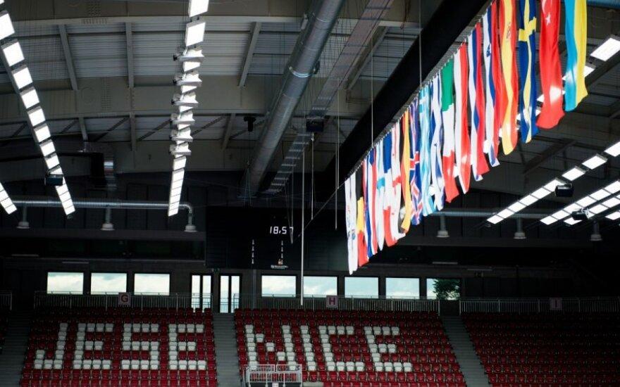 Europos krepšinio čempionate: kur dingo Lietuvos vėliava?