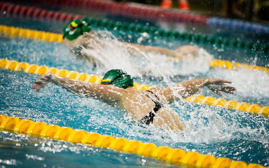 Lithuanian Swimming Federation splits from Union of Sports Federations ahead of Olympics