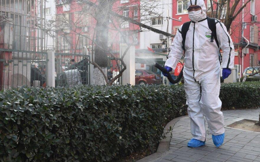 Švedijoje užfiksuotas pirmasis šalyje užsikrėtimo nauju koronavirusu atvejis