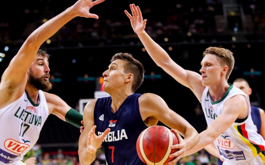 Analysis: team Lithuania plays much better without the short shorts!