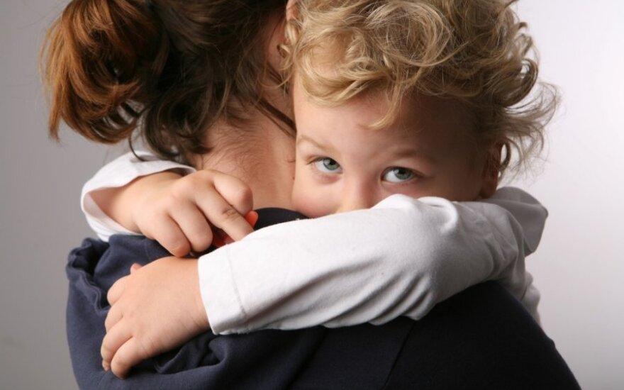 Šokiruota mama: ar svetimas žmogus turėjo teisę šitaip pasielgti su mano vaiku?