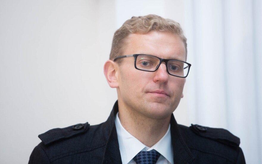 Skvernelis oficialiai pateikė Danėliaus kandidatūrą į teisingumo ministrus