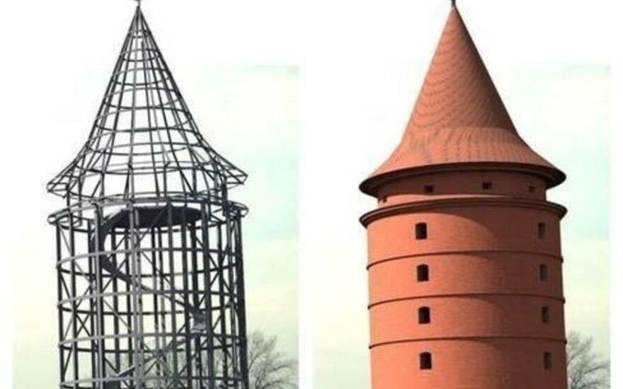 Klaipėdos pilies bokštas  // www.madeinklaipeda.lt