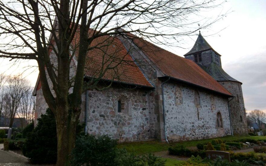 St. Georg Kirche zu Oeversee