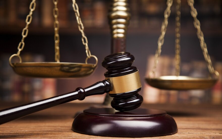 Teisėjo plaktukas