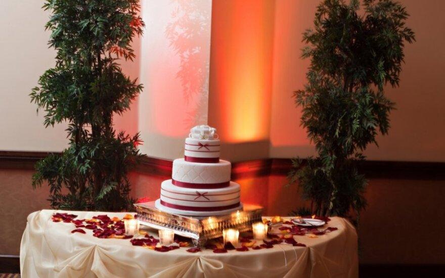 Vestuvės ar jubiliejus: paslaugos tos pačios – kainos skirtingos
