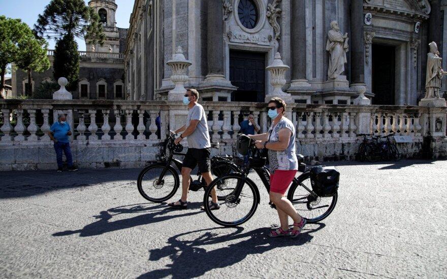 Pandemijos simboliu tapusi Italija dabar stebina savo rezultatais: kas nutiko?