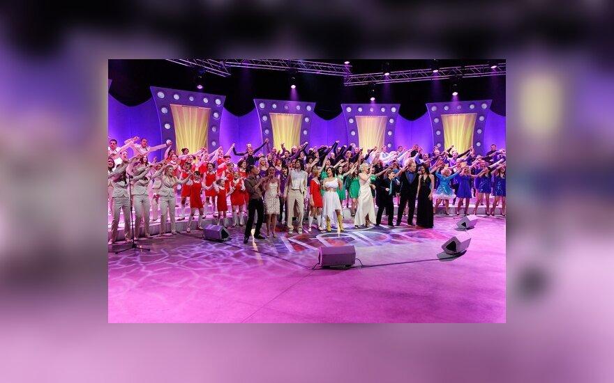 "<FONT color=#6699cc><STRONG>Rinkite aistringiausią TV3 ""Chorų karų"" chorą!</STRONG></FONT>"