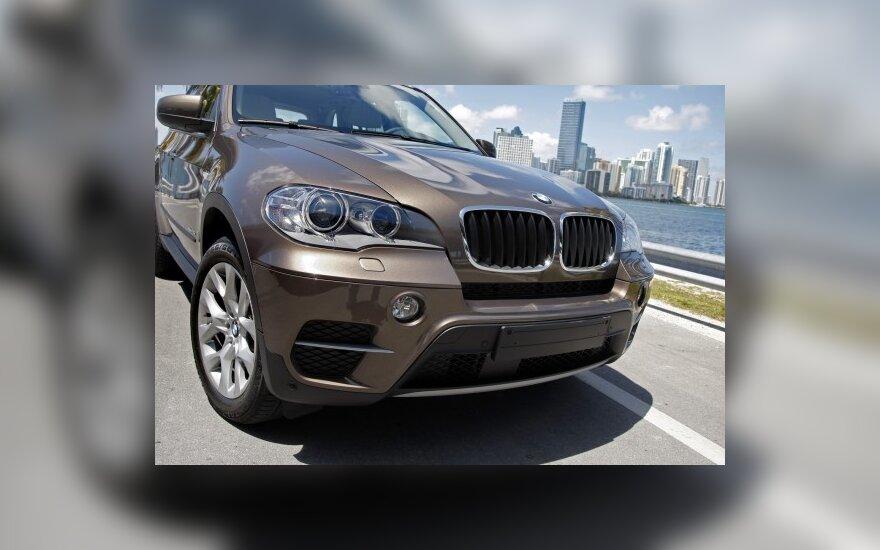 BMW – brangiausias automobilių prekės ženklas