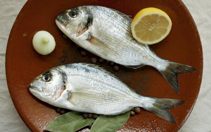 Jūrų žuvis gali sumažinti krūties vėžio tikimybę