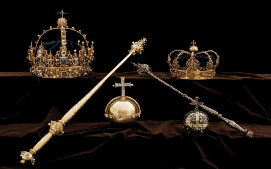 Švedijos karališkosios regalijos