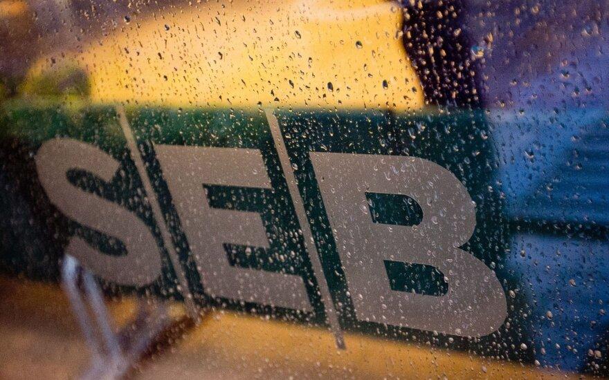 SEB grupės paslaugų centras išaugs iki 1 tūkst. darbuotojų